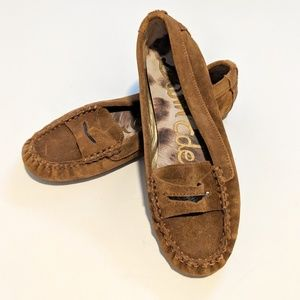 SAM EDELMAN 'Jones' Driving Shoe Moccasin